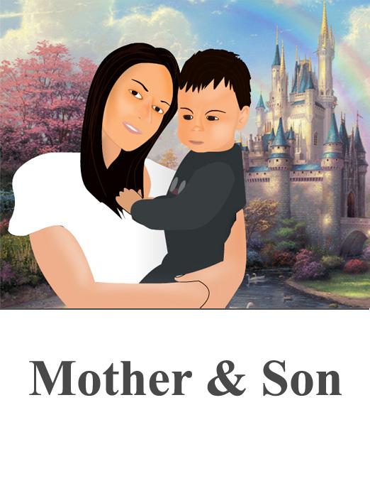 mom-son